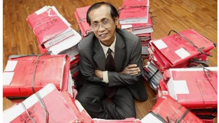 Hakim Agung Paling Ditakuti Para Koruptor Wafat, Ini Fakta-Fakta Artidjo Alkostar