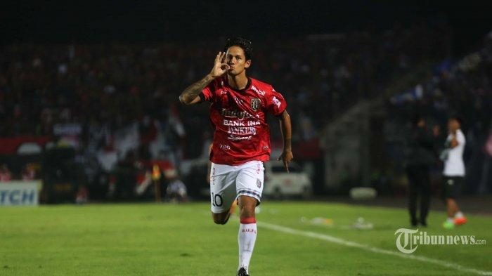 IRFAN BACHDIM Tak Lagi di Bali United, Ini Klub Barunya