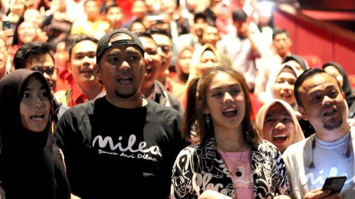 Telkomsel Gelar Meet and Greet Artis Film Milea Suara dari Dilan