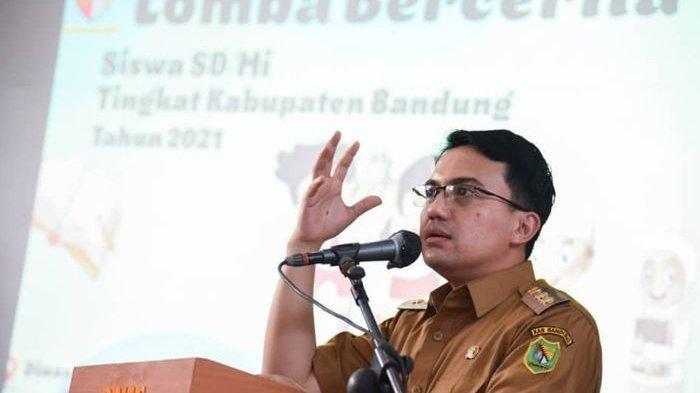 Intip Dapur Minimalis Sahrul Gunawan Padahal Jabat Wakil Bupati Bandung dengan Kekayaan Rp 22 Miliar