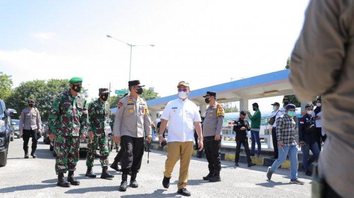 Patuhi Aturan Larangan Mudik, Gubernur Pantau Pelabuhan Tanjungkalian