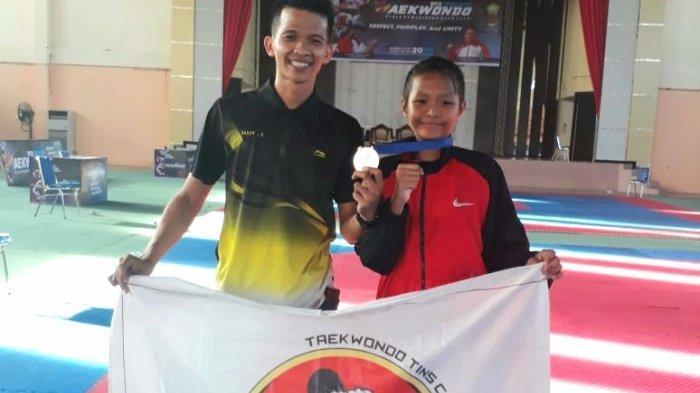 Arvia Tekuni Olahraga Bela Diri, Sabet Banyak Penghargaan Kejuaraan Taekwondo, Ini Kunci Prestasinya - arvia1.jpg