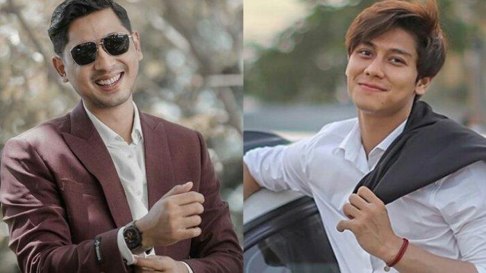 Arya Saloka dan Rizky Billar- Klaim ditawari jadi pemeran Aldebaran di Sinetron Ikatan Cinta RCTI, Rizky Billar malah dipermalukan bos