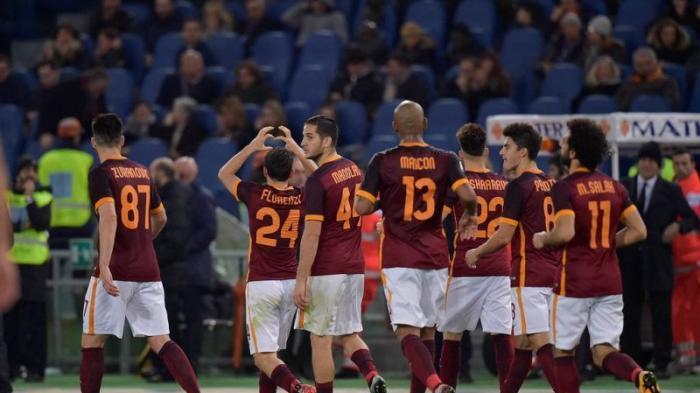 Ini Susunan Pemain AS Roma vs Udinese