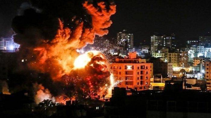 Amerika Kena Jebak Israel, Markas Militer AS di Irak Diserang Tentara Yahudi, Iran Sabar Kena Fitnah