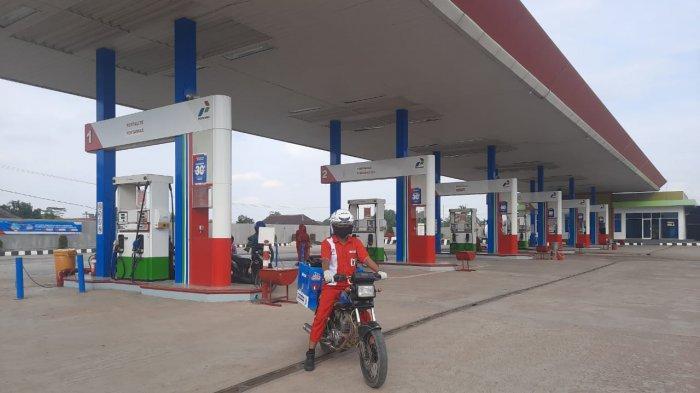 Liburan Nataru, Konsumsi Pertamax dan Pertalite di Tol Trans Sumatera Naik