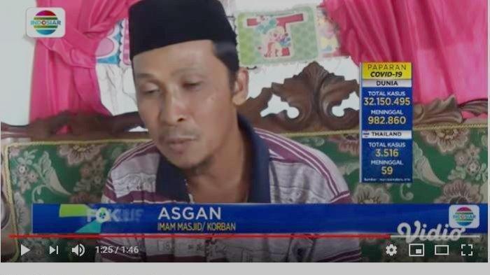 Imam Masjid Didatangi Wanita Muda saat Sedang Sujud, Jari Tangannya Patah Dihantam dengan Balok
