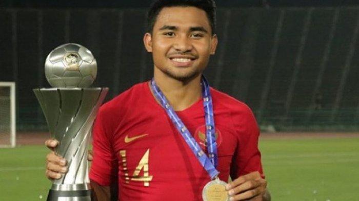 Profil Asnawi Mangkualam Bahar, Pemain Muda Timnas U-22 Indonesia yang Dipuji Pelatih Singapura