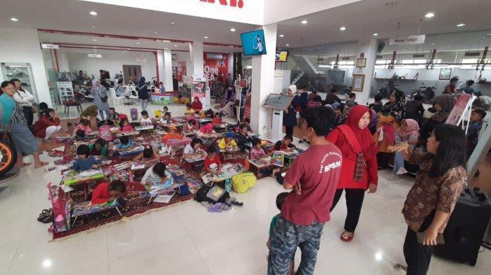 Tumpah Ruah, Dealer Honda ASP PKP Ajak Konsumen Senam Bedincak Bersama