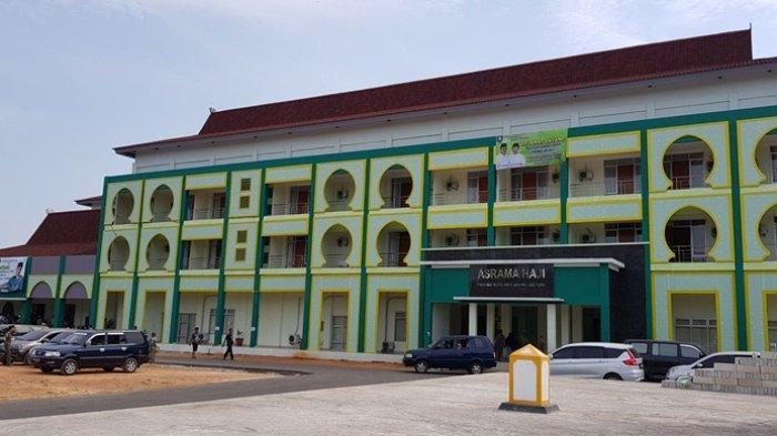 Asrama Haji Bangka Belitung Simulasi Akan Jadi Embarkasi Antara