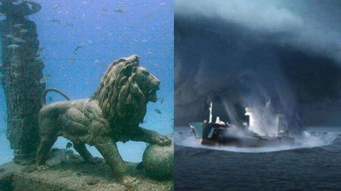 6 Misteri Samudra Atlantik Hingga Sekarang Belum Terpecahkan