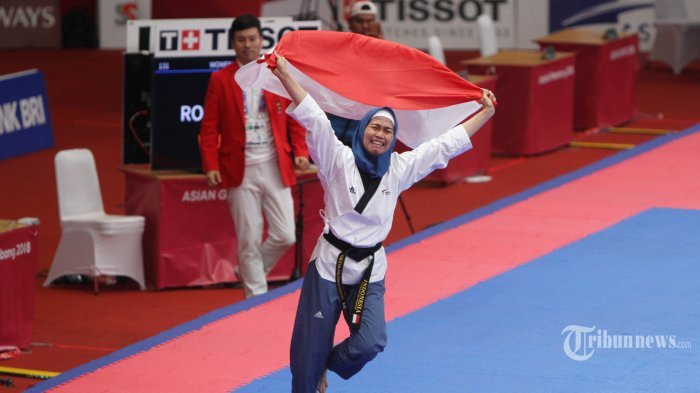 Perolehan Sementara Medali Asian Games 2018, China Teratas, Indonesia Tergeser 2 Peringkat