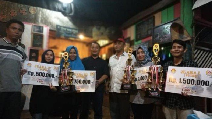Pecatur Putri Basel Wakili Babel di Kejurnas Aceh