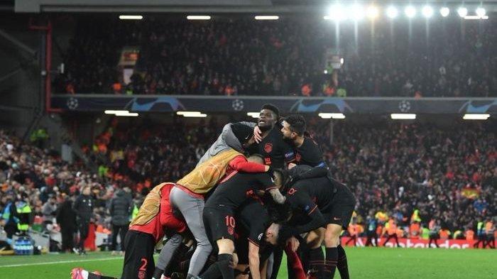 Presiden Atletico Madrid Yakin Los Rojiblancos Bisa Juarai Liga Champions