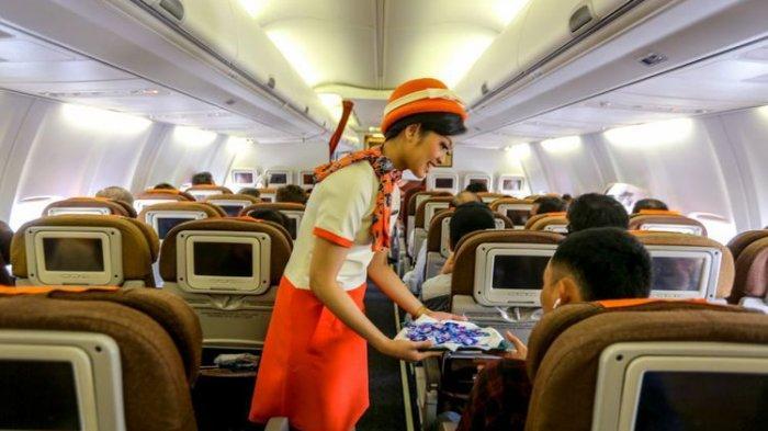 Dampak Virus Corona atau Covid-19, Terjadi Penurunan Pembelian Tiket Pesawat