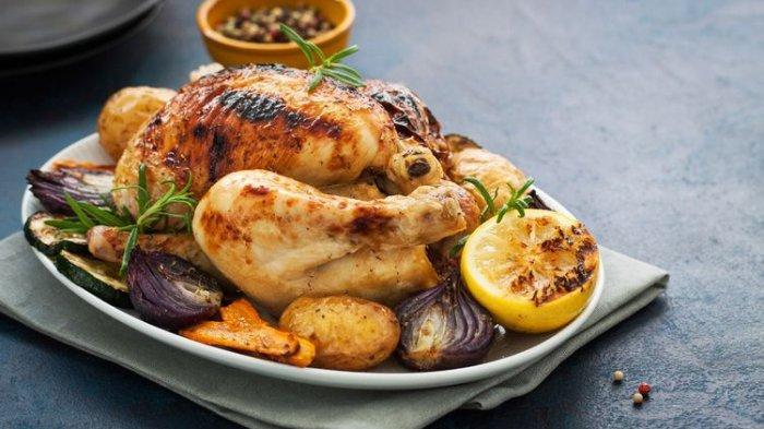 BAGIAN Daging Ayam yang Paling Sehat dan Cara Mengolahnya