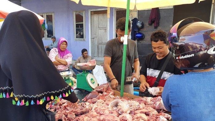 Jelang Ramadan Harga Ayam Melonjak Jadi Rp 40.000 Per Kilogram