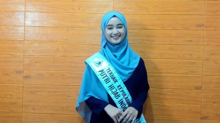 Cantik dan Berprestasi, Ayu Putri Hijab Terfavorit 2020 di Kancah Nasional Ternyata Gadis Pemalu