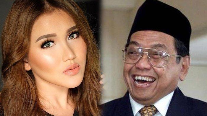 Ayu Ting Ting Kepergok Simpan Foto Bareng Gus Dur, Ternyata Ada Kisah Menarik sama Presiden RI ke-4