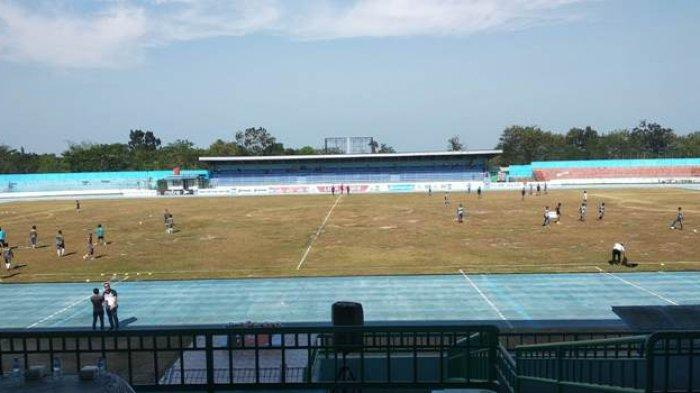 Herdiawan Masuk Starting Line Up Babel United FC Melawan Cilegon United