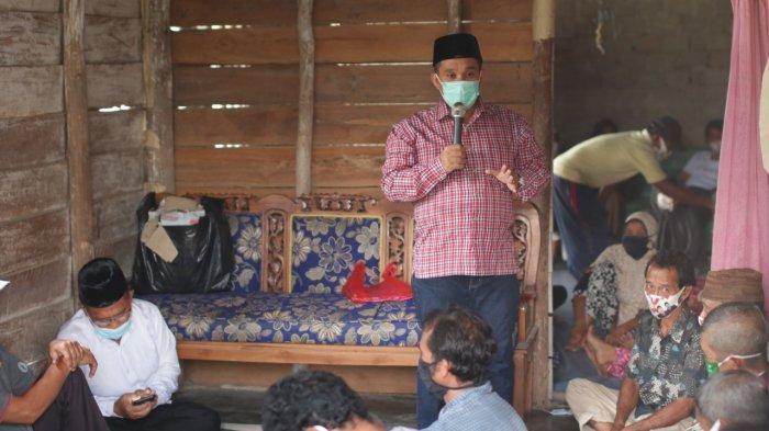 H Badri Syamsu Genjot Kepemilikan BPJS Kesehatan untuk Nelayan