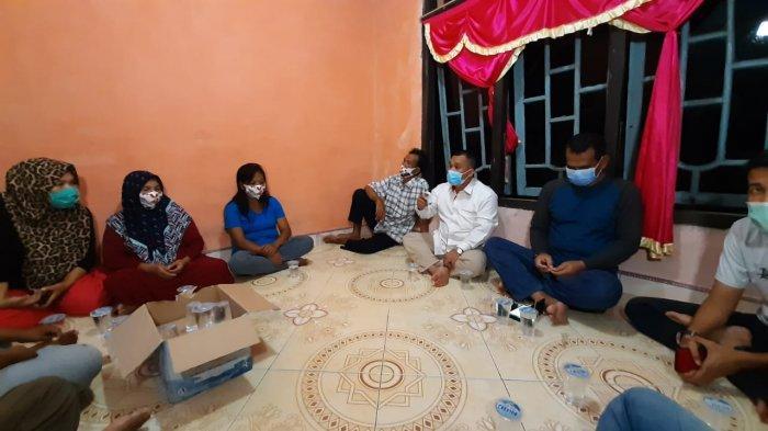 Dorong Kepemilikan BPJS Kesehatan, H Badri Syamsu Didukung Warga Bangka Barat