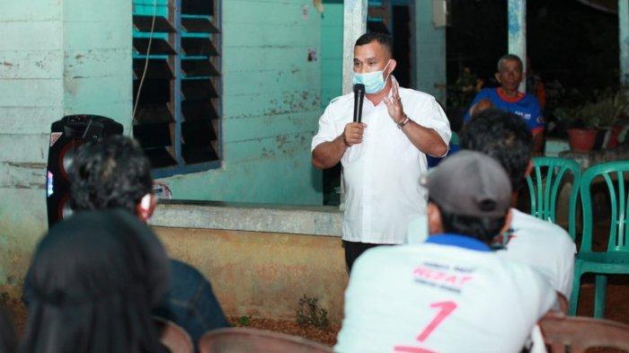 Belum Dapat Sertifikat Tanah, Warga Transmigran Mengadu ke H Badri Syamsu