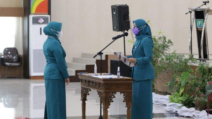 Melati Bagikan Tips Keberhasilan 'Emban Amanah' Sebagai Ketua TP PKK, Ketua Dekranasda & Bunda PAUD