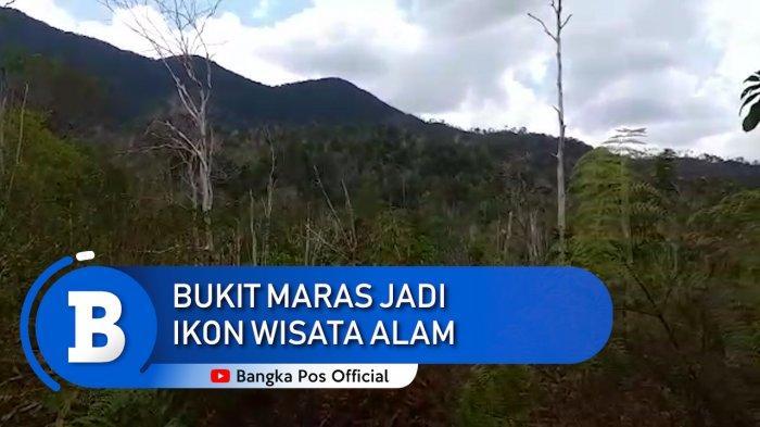 Objek Wisata Bukit Maras Tutup Sementara Gegara Ada Warga di Kecamatan Riausilip Terpapar Covid-19