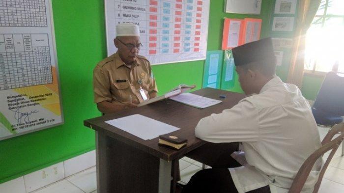 17 Siswa Pondok Pesantren Daarul Abror Kace Tes Hafalan Membaca Al Quran Untuk Dapatkan Beasiswa