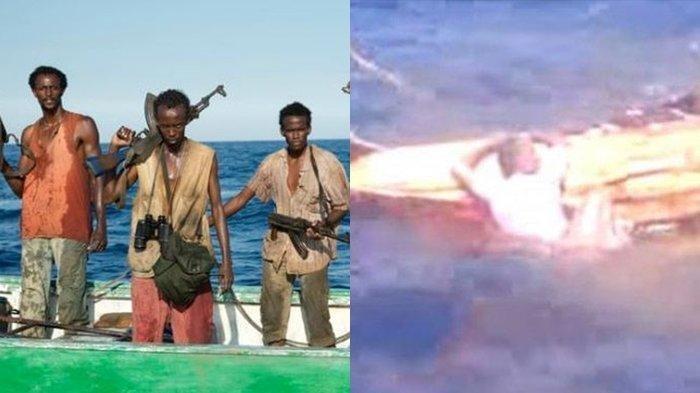 Bajak Laut Somalia yang Dikenal Sadis & Ganas Malah Keok Saat Curi Ikan di Laut Taiwan, ini Nasibnya