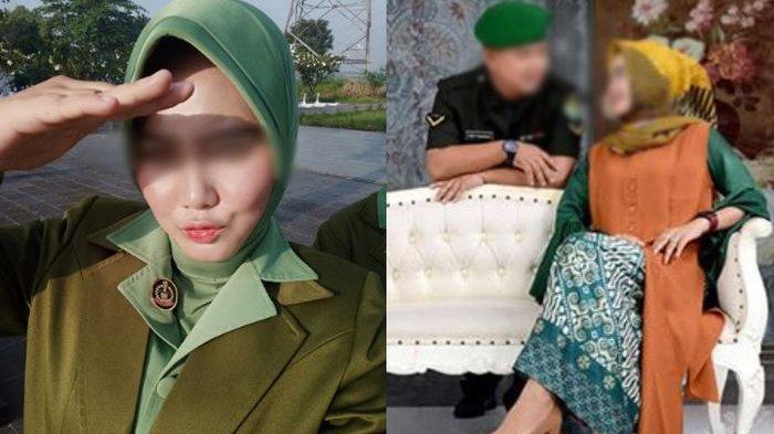 Heboh Masa Lalu Istri Sah Anggota TNI yang Buat Petisi Pemecatan sang Suami Terungkap, Bak Karma