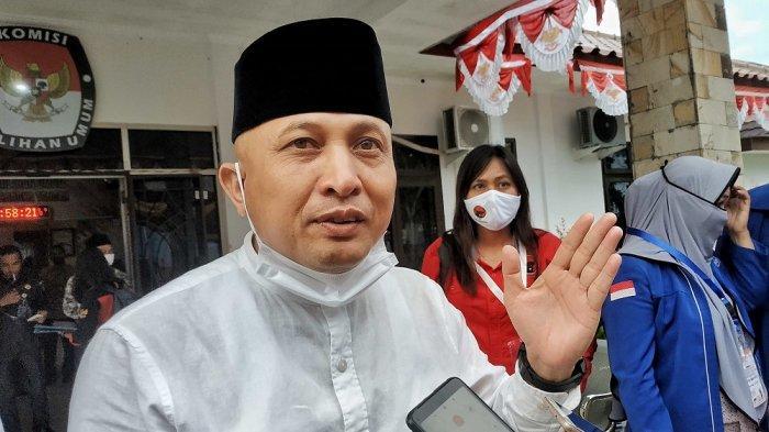 Ketua DPD PDI P Babel Didit Srigusjaya Akui Kekalahan, Minta Pendukung Legawa dan Jangan Bebejik