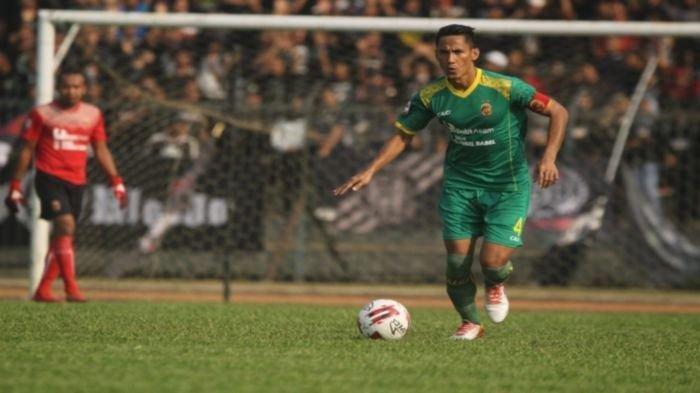 SEGERA Berlisensi B, Ambrizal Masih Tetap Fokus Jadi Pemain SriwijayaFC
