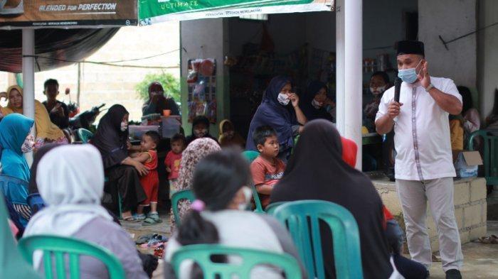 Bakal Perbaiki Jalan, H Badri Syamsu Ingin Permudah Akses Menuju Tempat Wisata di Babar