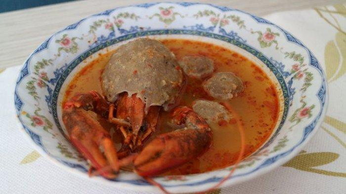 bakso lobster dari santapdirumah
