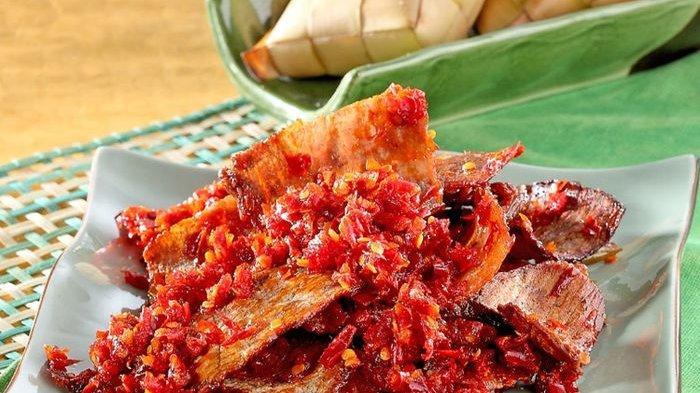 Yuk Intip Cara Rahasia Bikin Bumbu Balado Ala Restoran Padang, Merah Merona Pedas Menggoda