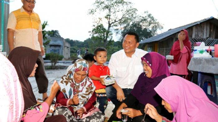 Bambang Patijaya Ajak Warga Jaga Kebersihan Lingkungan Babel