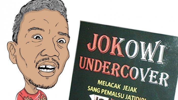 Menguak  9 Fakta Tentang Bambang Tri Mulyono, Lulusan SMA Penulis Buku 'Jokowi Undercover'