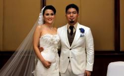 Baru Saja Nikah, Bams Bikin Sang Istri Menangis