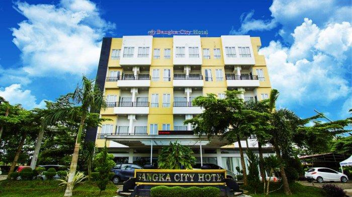 Promo Imlek Bangka City Hotel Ada Room Angpao Isinya Spesial