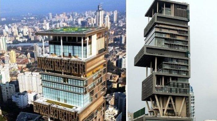 TERKAYA di ASIA, 5 Anggota Keluarga Ini Tinggal di Bangunan 27 Lantai dan Miliki 600 Pembantu