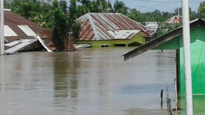 Gubernur Babel Bertolak Ke Belitung Pantau Banjir