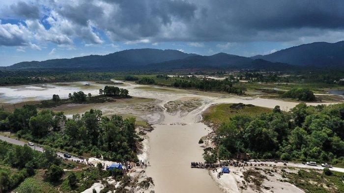 Banjir Rendam Ribuan Rumah Warga Belitung dan Beltim