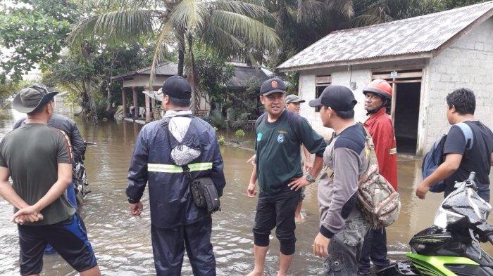 Breaking News, 140 Rumah di Desa Kayu Besi Terendam Banjir