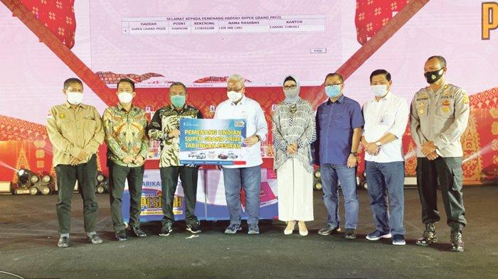 Undian Super Grand Prize Pesirah Bank Sumsel Babel, Persembahan Setulus Hati untuk Nasabah