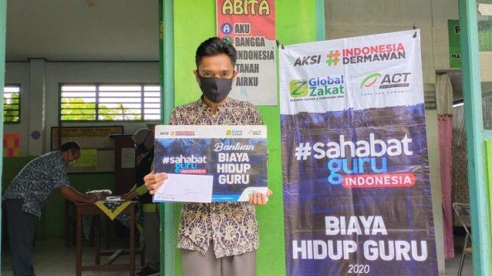 ACT Ajak Publik Bantu Para Tenaga Pendidik yang Terdampak Pandemi