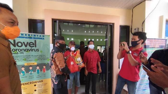 Anggota DPRD Bangka Usulkan Rumah Warga yang Dapat Bantuan Sosial Dipasang Stiker