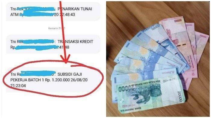 Subsidi Gaji Rp 600.000 akan Ditransfer ke 3,5 Juta Pegawai Hari Ini, Cek Segera Rekeningmu!