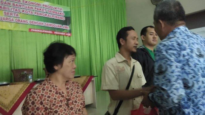 2019, Pemkot dan DPRD Pangkalpinang Akan Buat Perda Perlindungan Penyandang Disabilitas